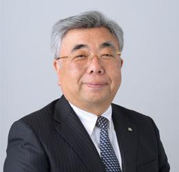 菅野弘代表取締役の写真